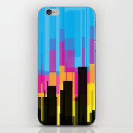 Skyline 10 iPhone Skin