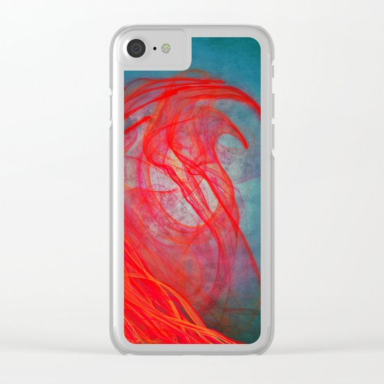 Return from the Dusk Clear iPhone Case
