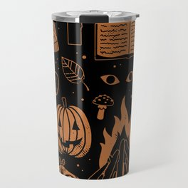 Autumn Nights: Halloween Travel Mug