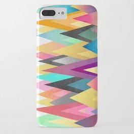Dreamy Peaks iPhone Case
