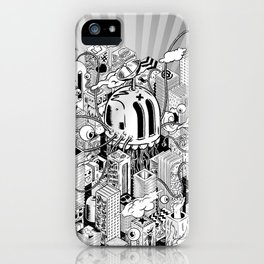 System Overload iPhone Case