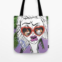 Heartbreak Vendetta Tote Bag