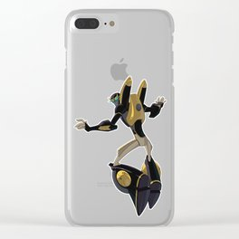 TFA Prowl Hover Clear iPhone Case