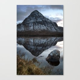 Beauchille Etive Mor Canvas Print
