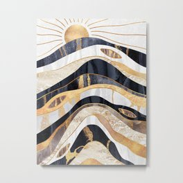 Earth Treasure Metal Print