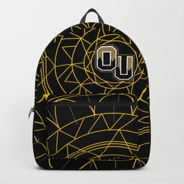Oakland University Mandala Backpack