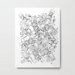 Appliances Metal Print