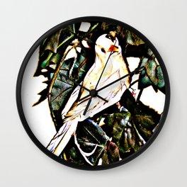 Bird watching Wall Clock