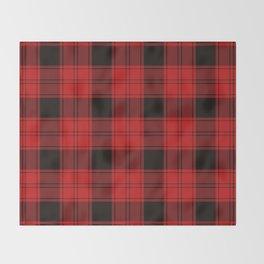 Clan Ewing Tartan Throw Blanket