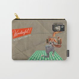 we'll always have tv! Carry-All Pouch