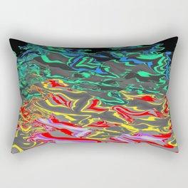 always ask yourself first Rectangular Pillow
