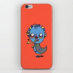 Halloween Baby iPhone & iPod Skin