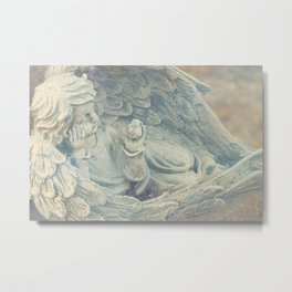 Angel Wings Metal Print