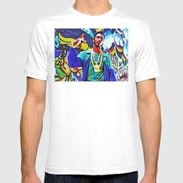 """1987 LIVE: I AIN'T NO JOKE!"" T-shirt"