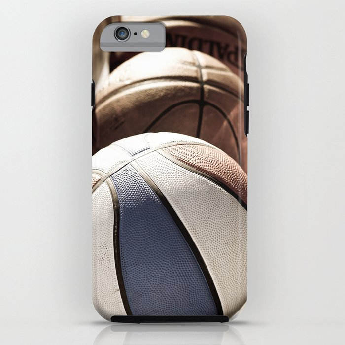 Basketball iPhone Case