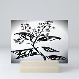 Rosewood Mini Art Print