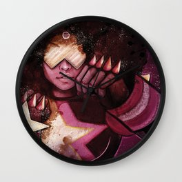 Garnet  Wall Clock