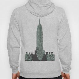 Empire State NY Hoody