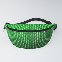 Halloween Wood Elf Scale Mail Armor Costume Fanny Pack
