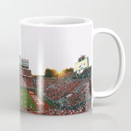 Wolfpack Football Coffee Mug