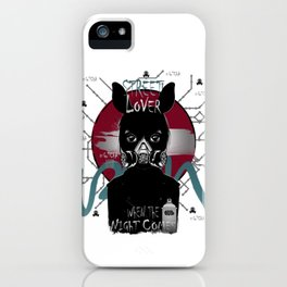 STREET LOVER iPhone Case