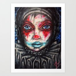 Jaded Art Art Print