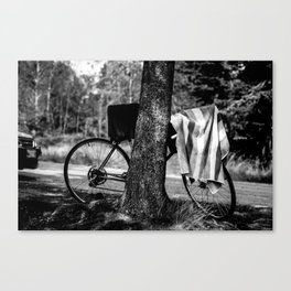 Vinylhaven Transportation Canvas Print