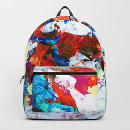Contagious Dancing Backpack