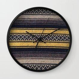 Tiajuana Disco Wall Clock