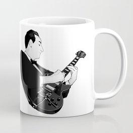 LES PAUL House of Sound - BLACK GUITAR Coffee Mug
