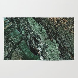 Forest Textures Rug