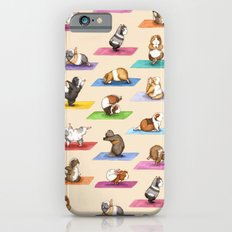 The Yoguineas Collection - Namast-hay! iPhone 6 Slim Case