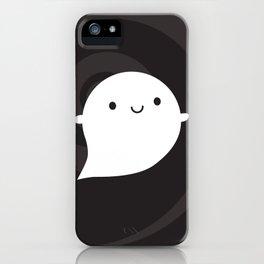 Spooky Wooky Ghost iPhone Case