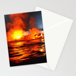 Kilauea - Hawaii Stationery Cards