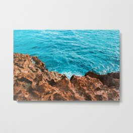 UnNatural Metal Print