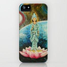 Quan Yin iPhone Case