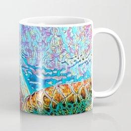 Gliding Through Colors Coffee Mug
