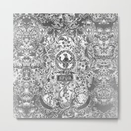 Ancient Rome SPQR Metal Print