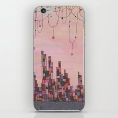 Traveling Skyline iPhone & iPod Skin