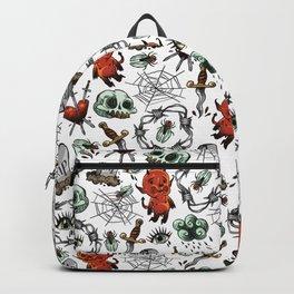 tattoo flash sheet Backpack