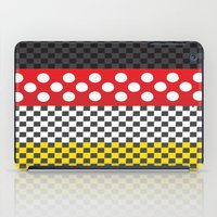 minnie mouse iPad Cases featuring Minnie by AmadeuxArt