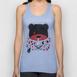 SALVAJEANIMAL headless Unisex Tank Top