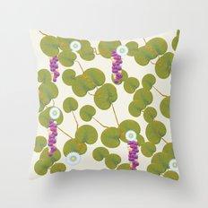 uva Throw Pillow