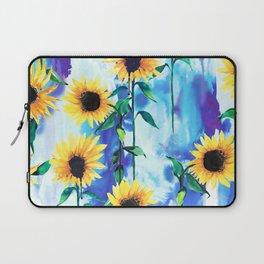 Sunflower Sky Laptop Sleeve