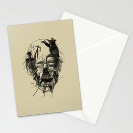 Dead Walker Stationery Cards