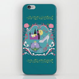 A Fairy Tale With A Happy Ending iPhone Skin