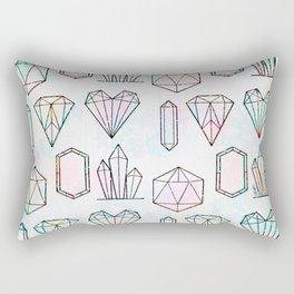 Crystal and Gemstones Vol 1 Rectangular Pillow