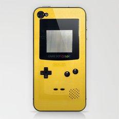 GameBoy iPhone & iPod Skin