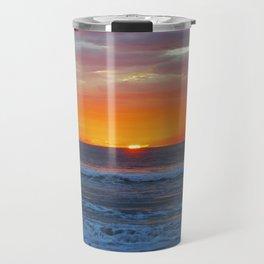 Sun Peeking Travel Mug