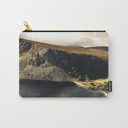 Irish Black Water - Lough Tay Carry-All Pouch